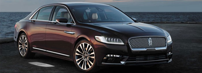 2019 Lincoln Continental Lease For