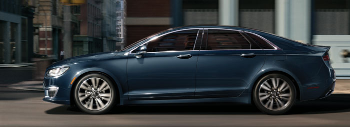 2019 Lincoln Mkz Lease For