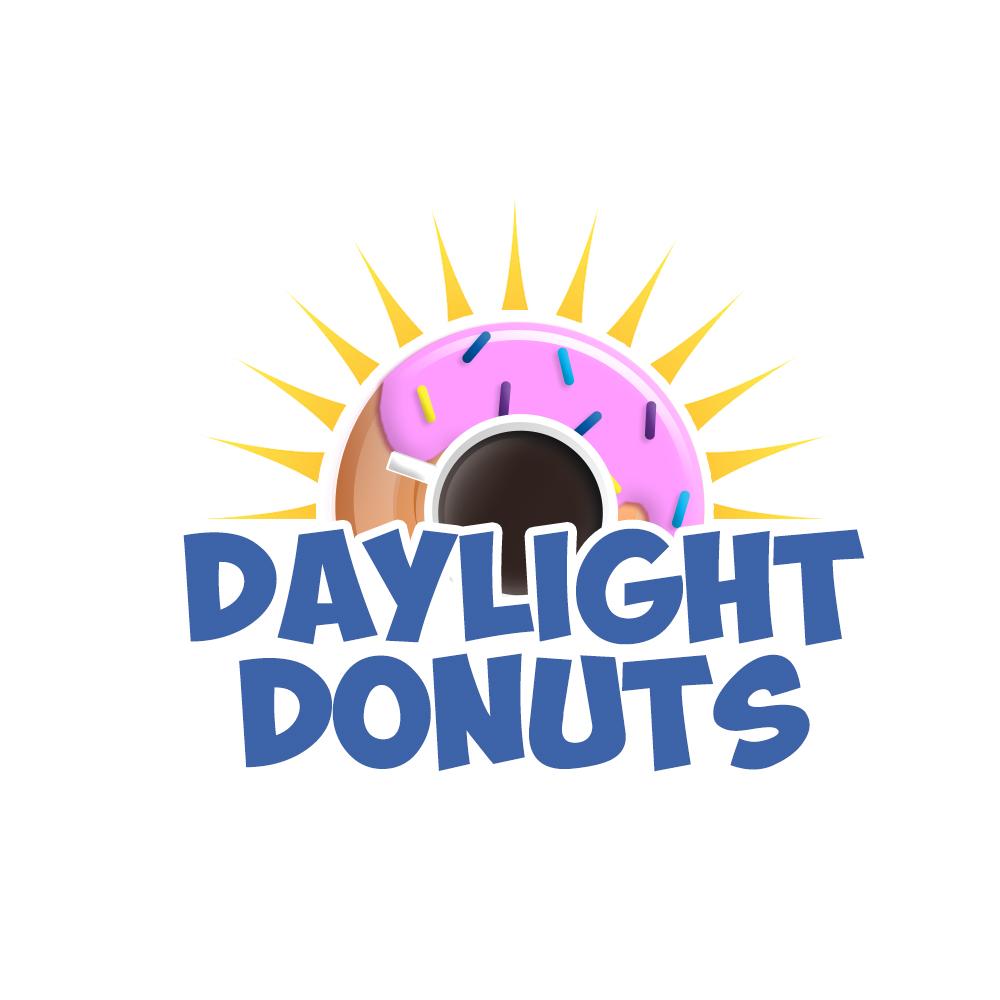 Daylight Donuts Logo