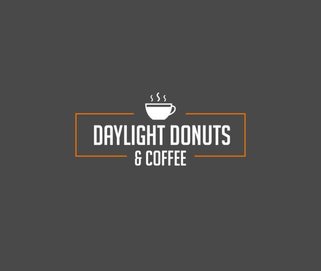 Daylight Donuts Logo Design