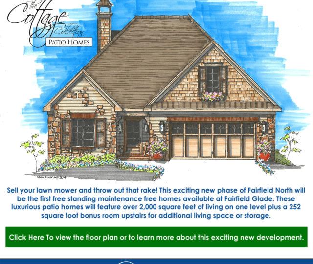 Fairfield Glade Advertisement